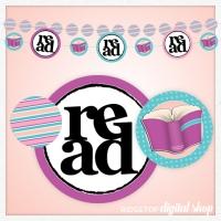 Book Club Printable Banner Free Printable