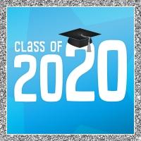Class of 2020 - blue