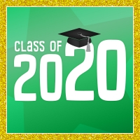 Class of 2020 - green yellow