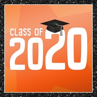 Class of 2020 - orange