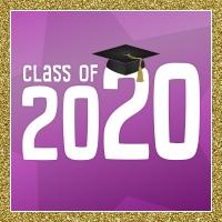 Class of 2020 - purple