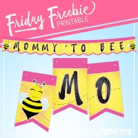 Mommy to Bee Banner