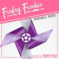 Pinwheel Printable