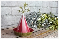 Party Hat Printable