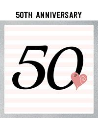 Ridgetop Digital Shop | 50th Wedding Anniversary Photo Booth Props | Rose Gold