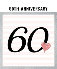 Ridgetop Digital Shop | 60th Wedding Anniversary Photo Booth Props | Rose Gold