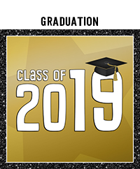 Ridgetop Digital Shop | Graduation Photo Booth Props