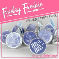 Candy Stickers Printable